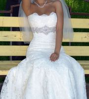 Продам свадебное платье,   прокат