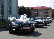 Свадебный Кортеж в г.Лида из Чёрных AUDI A6