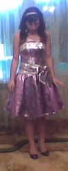 выпускное платье за 150 тыс.