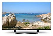 Телевизор LG 47LM660S + 4 пары очков 3D