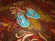 сандалики детские