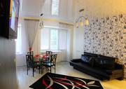 Квартира-студия  СЕРЕБРО на сутки,  часы в центре Лиды