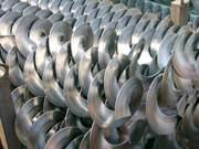 Производим Спираль Шнека Диаметр от 60 до 3000 мм Толщина до 60 мм