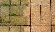 Очистка шифера,  тротуарной плитки, бетонных дорожек,  бетонных заборов.