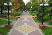 Плитка тротуарная,  брусчатка,  борт тротуарный
