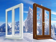 Окна и двери из ПВХ.