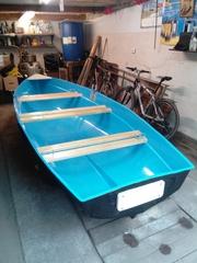 продам лодку самодельную,  в отличном состоянии,