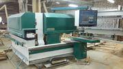 Комплект оборудования для производства деревянных окон и дверей