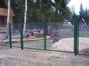 Калитки и ворота от производителя в Лиде