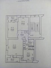 Продам/Обменяю 3-комнатную квартиру в Лидском районе