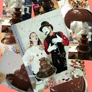 Шоколадный фонтан в Лиде за 20 рублей